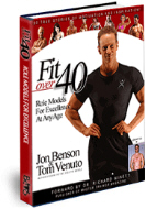 Fit Over 40 Ebook Cover