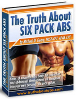 The Truth About Six Pack Abs Ebook Cover